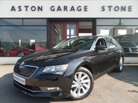 2017 SKODA SUPERB 1.6 SE BUSINESS TDI 5d 118 BHP **SAT NAV * CRUISE** £15990.00