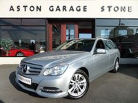 2013 MERCEDES-BENZ C CLASS 2.1 C220 CDI BLUEEFFICIENCY EXECUTIVE SE AUTO 168 BHP **NAV** £12425.00