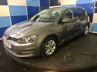 2013 VOLKSWAGEN GOLF 1.4 SE TSI BLUEMOTION TECHNOLOGY DSG 5d AUTO 120 BHP £8595.00
