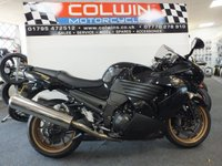 USED 2011 11 KAWASAKI ZZR1400 1352cc ZX 1400 DAF ABS  ZZR1400 ABS ANTHRACITE BLACK!!