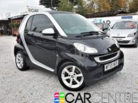 USED 2009 59 SMART FORTWO 1.0 PULSE MHD 2d AUTO 71 BHP FULL SMART SERVICE HISTORY