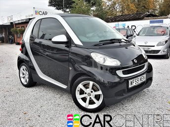 View our 2009 59 SMART FORTWO 1.0 PULSE MHD 2d AUTO 71 BHP