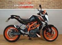 USED 2015 15 KTM 390 DUKE ABS