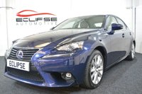 2014 LEXUS IS 2.5 300H EXECUTIVE EDITION 4d AUTO 179 BHP £12995.00
