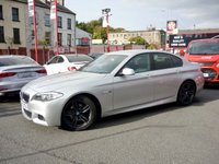2012 BMW 5 SERIES 2.0 520D M SPORT 4d AUTO 181 BHP £13995.00