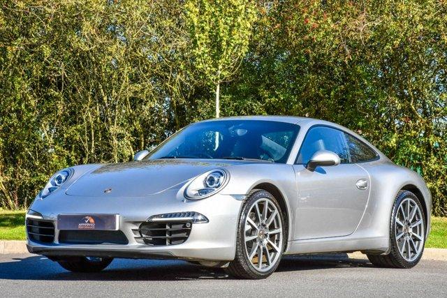 2012 12 PORSCHE 911 MK 991 3.4 CARRERA 2d 350 BHP