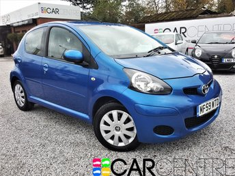 View our 2009 59 TOYOTA AYGO 1.0 BLUE VVT-I 5d 67 BHP