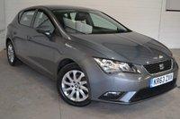 2013 SEAT LEON 1.6 TDI SE 5d 105 BHP £7000.00