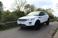2013 LAND ROVER RANGE ROVER EVOQUE 2.2 SD4 PURE TECH 5d 190 BHP £21399.00