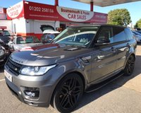 2016 LAND ROVER RANGE ROVER SPORT 3.0 SDV6 HSE 5d AUTO 306 BHP *ONLY 18,000 MILES* £49995.00