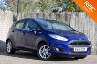 USED 2015 15 FORD FIESTA 1.0 ZETEC 5d 99 BHP £0 DEPOSIT BUY NOW PAY LATER - FULL FORD S/H