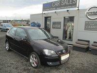 USED 2008 58 VOLKSWAGEN POLO 1.8 GTI 3d 148 BHP Volkswagen Polo 1.8T GTI 150 3-Door