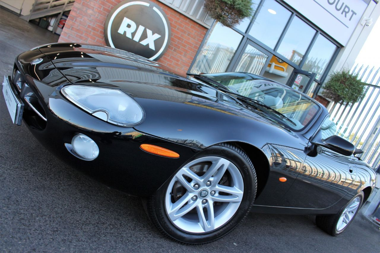 Used JAGUAR XK8 for sale