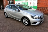 USED 2015 15 MERCEDES-BENZ A CLASS 1.5 A180 CDI ECO SE 5d 109 BHP +LEATHER +LOW TAX +SERVICED.