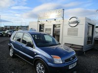 USED 2006 06 FORD FUSION 1.6 Zetec [Climate] 5-Door 2006 (06) - Ford Fusion 1.6 Zetec [Climate] 5-Door