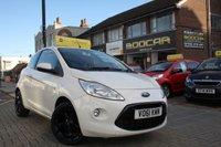 2011 FORD KA 1.2 METAL 3d 69 BHP £4995.00