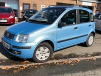 USED 2006 06 FIAT PANDA 1.2 DYNAMIC 5d 59 BHP GREAT HISTORY WITH 10 STAMPS