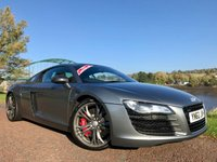 2012 AUDI R8 4.2 V8 LIMITED EDITION 2d AUTO 424 BHP £59995.00