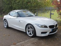 2012 BMW Z4 2.0 Z4 SDRIVE20I M SPORT ROADSTER 2d 181 BHP £12895.00