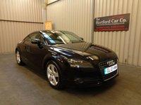 2010 AUDI TT 2.0 TDI QUATTRO 3d 170 BHP £6995.00