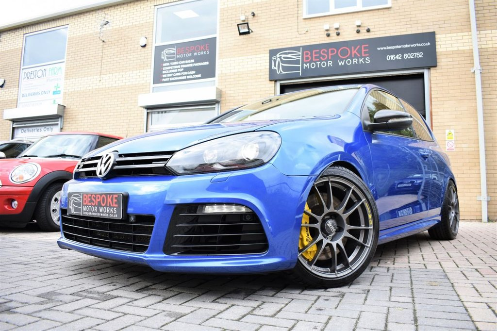 USED 2012 62 VOLKSWAGEN GOLF 2.0 R 3 DOOR