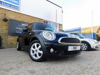 2010 MINI HATCH ONE 1.6 ONE 3d 98 BHP £4990.00