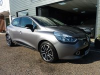 USED 2015 15 RENAULT CLIO 1.1 DYNAMIQUE NAV 16V 5d 73 BHP