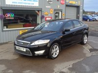USED 2010 60 FORD MONDEO 2.0 TITANIUM TDCI 5d 161 BHP Excellent Condition inside and out