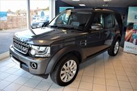 USED 2015 65 LAND ROVER DISCOVERY 4 3.0 SDV6 COMMERCIAL SE  255 BHP 8 SPEED STOP/START