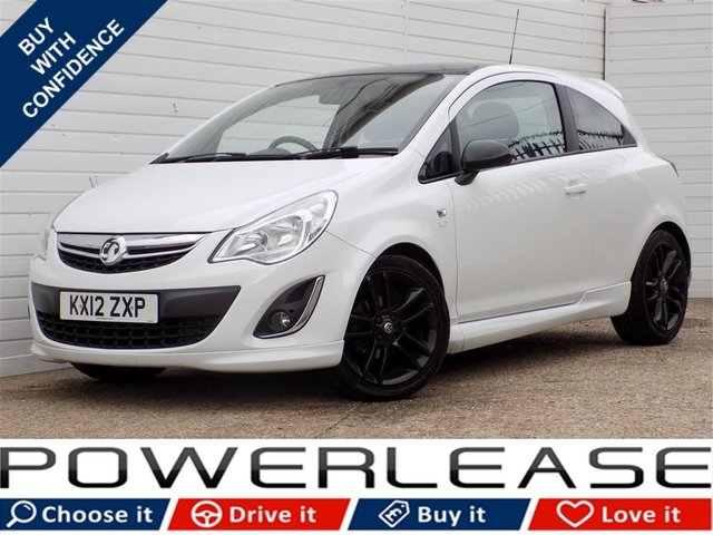 USED 2012 12 VAUXHALL CORSA 1.2 LIMITED EDITION 3d 83 BHP IDEAL 1ST CAR AUX INPUT A/C