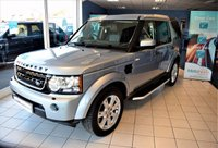 USED 2012 12 LAND ROVER DISCOVERY 3.0 4 SDV6 COMMERCIAL  255 BHP AUTO WITH COMMAND SHIFT £14,990 PLUS VAT
