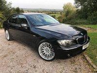 2008 BMW 7 SERIES 3.0 730D SE 4d AUTO 228 BHP £5985.00