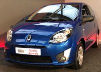 2009 RENAULT TWINGO 1.2 EXTREME 3d 60 BHP £2495.00
