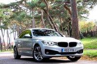 2013 BMW 3 SERIES 2.0 320D SPORT GRAN TURISMO 5d AUTO 184 BHP