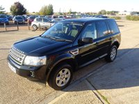 2010 LAND ROVER FREELANDER 2.2 TD4 GS 5d 150 BHP £8995.00