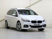 2016 BMW 2 SERIES 1.5 218I M SPORT GRAN TOURER 5d AUTO 134 BHP [7 SEATS] [£4K OPTIONS] £17995.00