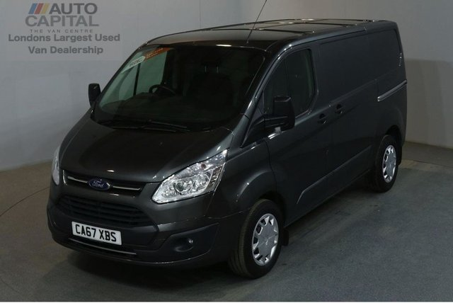 2018 67 FORD TRANSIT CUSTOM 2.0 270 TREND AUTO 130 BHP L1 H1 EURO 6 AIR CON START STOP AIR CONDITIONING