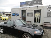 USED 2006 06 MAZDA MX-5 1.8i 2-Door 2006 (06) - Mazda MX-5 1.8i 2-Door