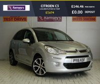 USED 2016 16 CITROEN C3 1.6 BLUEHDI PLATINUM 5d 74 BHP
