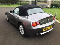USED 2004 04 BMW Z4 2.2 Z4 SE ROADSTER 2d 168 BHP
