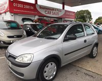 USED 2002 02 VAUXHALL CORSA 1.0 CLUB 12V *ONLY 61,000 MILES* IDEAL FIRST CAR