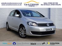 USED 2011 11 VOLKSWAGEN GOLF PLUS 1.6 SE TDI 5d 103 BHP Full Service History + Cambelt Buy Now, Pay in 2 Months!