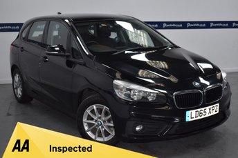 2015 BMW 2 SERIES 1.5 218I SE ACTIVE TOURER 5d AUTO 135 BHP £10305.00