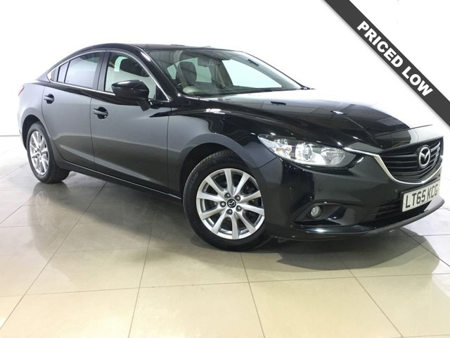 View our 2015 65 MAZDA 6 2.2 D SE-L NAV 4d 148 BHP