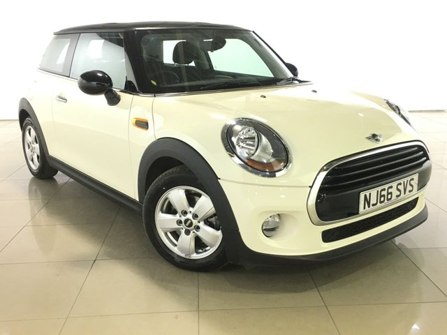 View our 2016 66 MINI HATCH COOPER 1.5 COOPER D 3d 114 BHP