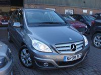 USED 2009 09 MERCEDES-BENZ B CLASS 2.0 B200 CDI SE 5d AUTO 139 BHP ANY PART EXCHANGE WELCOME, COUNTRY WIDE DELIVERY ARRANGED, HUGE SPEC