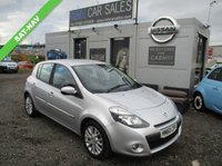 USED 2010 60 RENAULT CLIO 1.2 TCE Dynamique TomTom 5-Door 2010 (60) - Renault Clio 1.2 TCE Dynamique TomTom 5-Door