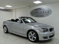 2008 BMW 1 SERIES 2.0 120D SE 2d 175 BHP £5590.00