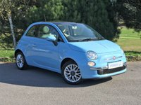 USED 2015 15 FIAT 500 1.2 LOUNGE One Former Keeper | Pan Roof