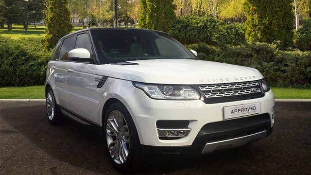View our 2016 16 LAND ROVER RANGE ROVER SPORT 3.0 SDV6 (306) HSE 5dr